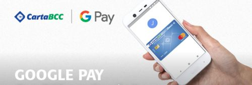 Carta Bcc e Google Pay - Smartissimo